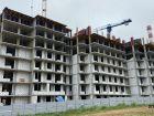 Ход строительства дома № 1 в ЖК Корица - фото 29, Июль 2021