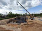 Ход строительства дома № 2 в ЖК Дома на Культуре - фото 6, Август 2021
