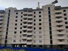 Ход строительства дома № 38 в ЖК Три Сквера (3 Сквера) - фото 3, Сентябрь 2021
