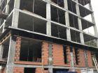 Ход строительства дома № 1 в ЖК TRINITY (Тринити) - фото 54, Сентябрь 2017