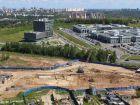 Ход строительства дома № 4 в ЖК Цветы 2 - фото 7, Август 2020