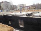 ЖК Янтарный - ход строительства, фото 52, Апрель 2017