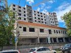 Ход строительства дома № 1 в ЖК Покровский - фото 8, Август 2021