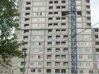Жилой дом: ул. Сазанова рядом с д. 11 - ход строительства, фото 8, Июль 2016