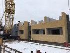 Ход строительства дома 1 очередь в ЖК Свобода - фото 21, Октябрь 2016