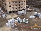 Ход строительства дома Литер 1 в ЖК Звезда Столицы - фото 84, Январь 2019