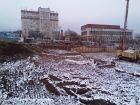 ЖК Космолет - ход строительства, фото 23, Ноябрь 2019