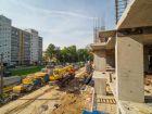 ЖК Каскад на Куйбышева - ход строительства, фото 150, Июль 2018