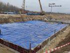 Ход строительства дома № 2 в ЖК Торпедо - фото 33, Ноябрь 2020