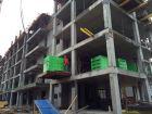 Жилой дом Каскад на Даргомыжского - ход строительства, фото 34, Июнь 2016