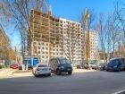 ЖК Каскад на Ленина - ход строительства, фото 602, Апрель 2019