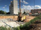 ЖК Космолет - ход строительства, фото 74, Сентябрь 2019