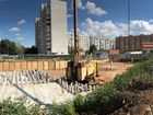 ЖК Космолет - ход строительства, фото 98, Сентябрь 2019