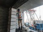 Жилой дом Кислород - ход строительства, фото 41, Март 2021