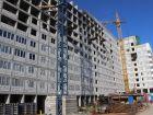 ЖК Лайнер на Барминской - ход строительства, фото 14, Июль 2021