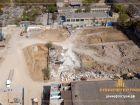 Ход строительства дома Литер 1 в ЖК Звезда Столицы - фото 65, Апрель 2019