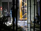 ЖК Каскад на Менделеева - ход строительства, фото 23, Январь 2020