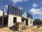 Ход строительства дома № 1, секция 1 в ЖК Заречье - фото 39, Сентябрь 2020