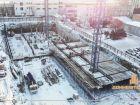 ЖК Клубный дом на Мечникова - ход строительства, фото 15, Январь 2021