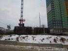 Ход строительства дома № 8 в ЖК Красная поляна - фото 153, Ноябрь 2015