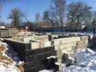 ЖК Волжский-Берег - ход строительства, фото 33, Январь 2018